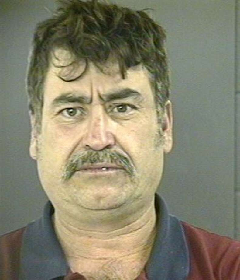 Vicente Velazquez was arrested Dec. 1. 2004, in Montgomery County on a charge of driving while intoxicated. Photo: Montgomery County / ONLINE_YES