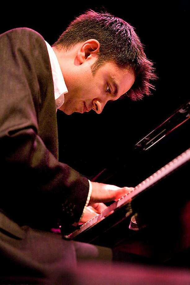 Vijay Iyer, who won a prestigious MacArthur Fellowship, will perform at the SFJazz Center on Nov. 16. Photo: Hans Speekenbrink
