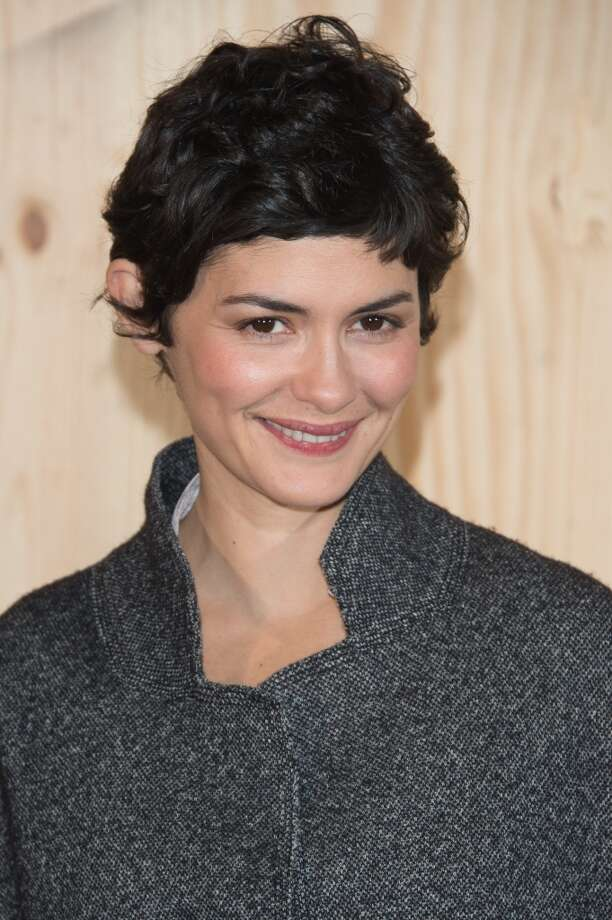 Audrey Tautou attends the  'Isabel Marant For H&M' : Photocall At Tennis Club De Paris on October 24, 2013 in Paris, France. Photo: Dominique Charriau, WireImage