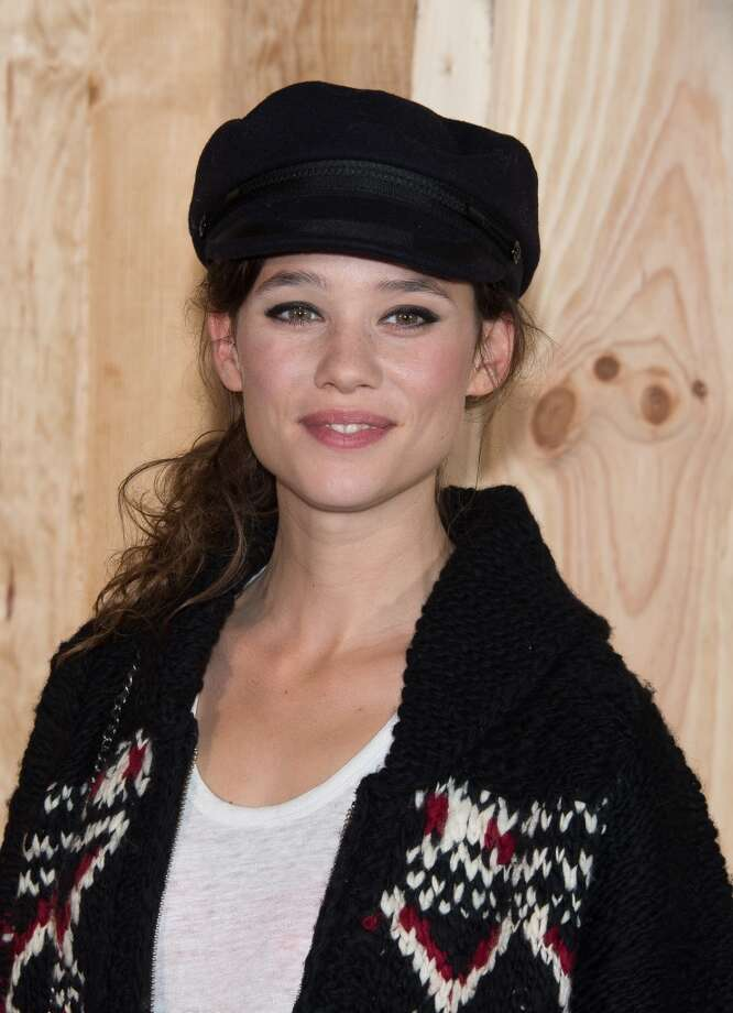 Astrid Berges-Frisbey attends the  'Isabel Marant For H&M' : Photocall At Tennis Club De Paris on October 24, 2013 in Paris, France. Photo: Dominique Charriau, WireImage