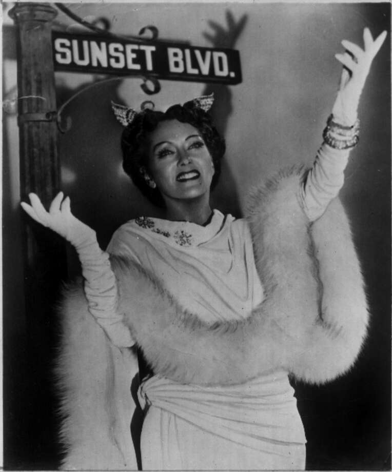 """7. Sunset Blvd""""All right, Mr. DeMille, I'm ready for my close-up."""""""