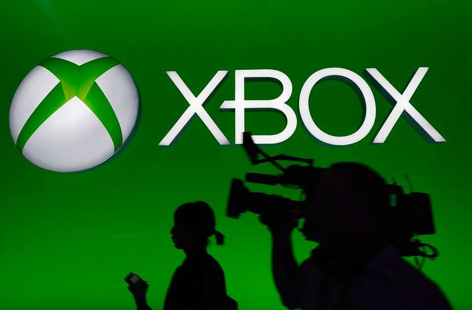 Xboxes and other products are helping Microsoft weather slumping personal-computer sales. Photo: Kevork Djansezian, Getty Images