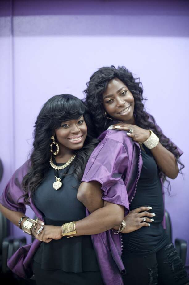Queensley (left) and Mia Ryan (right) Photo: Brandon Thibodeaux, Oprah Winfrey Network