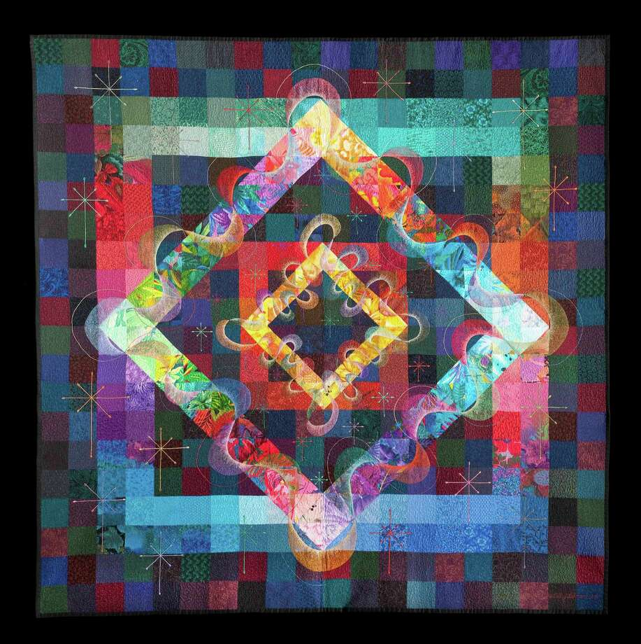 Inspiring Quilter Honored At Quilt Show Houston Chronicle