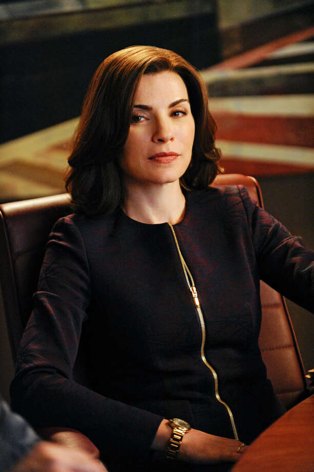 Alicia (Julianna Margulies) in THE GOOD WIFE Photo: Myles Aronowitz / �©2013 CBS Broadcasting Inc. All Rights Reserved