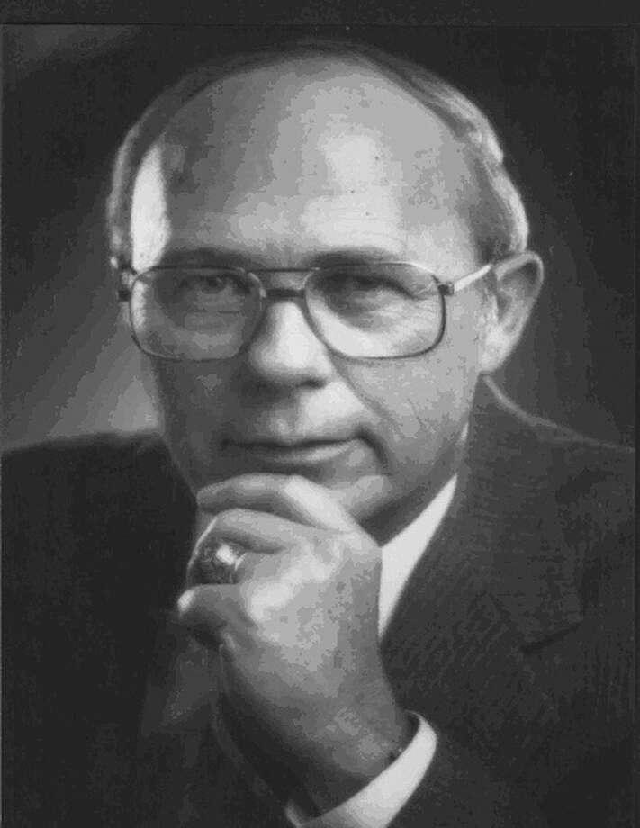"Ed Harrington earned the nickname ""Pothole Eddie"" for his devotion to potholes' eradication."