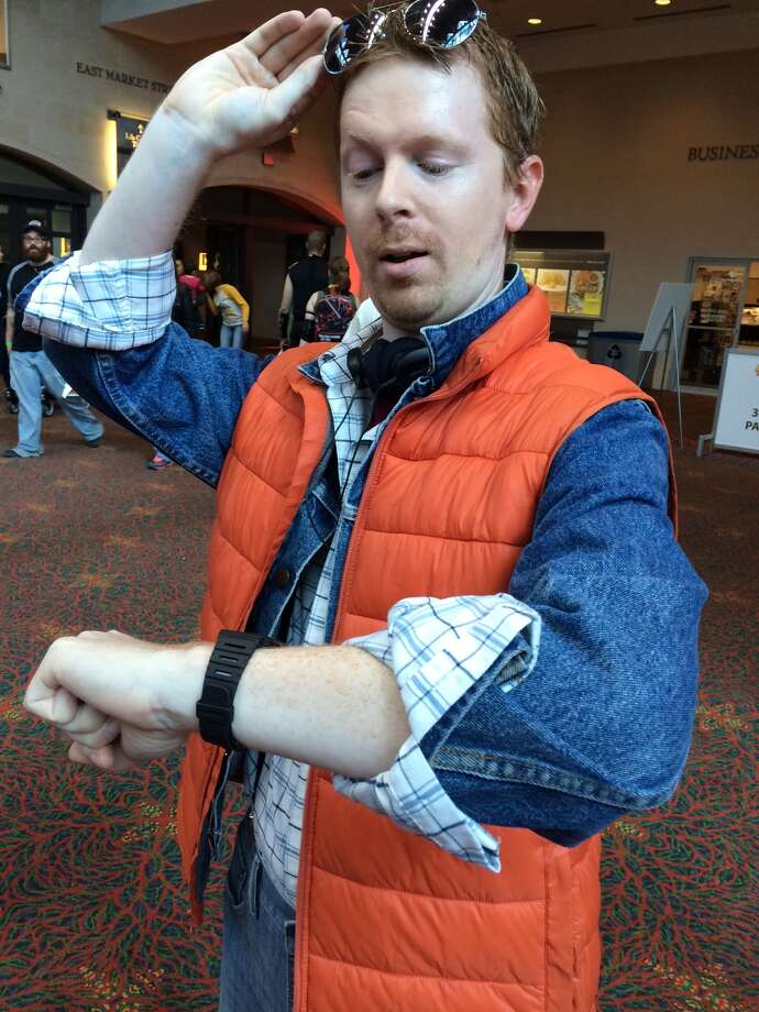 Marty McFly?