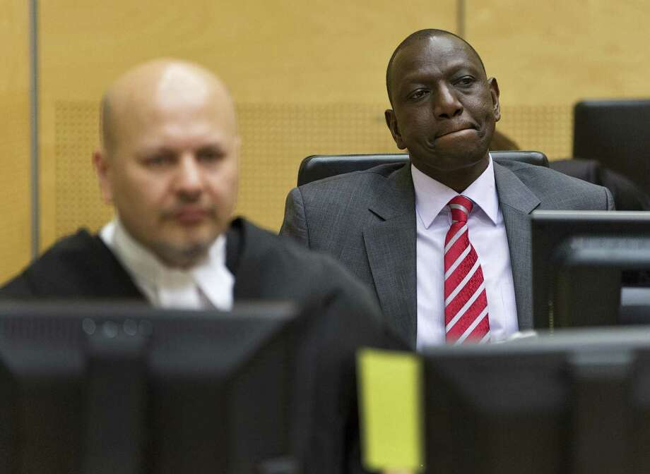 Kenya's Deputy President William Ruto must attend his crimes against humanity trial, says court.