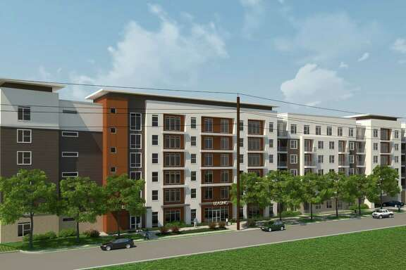 Mill Creek Residential is building Premier Medical Center, a 265-unit apartment community at 1755 Wyndale St.