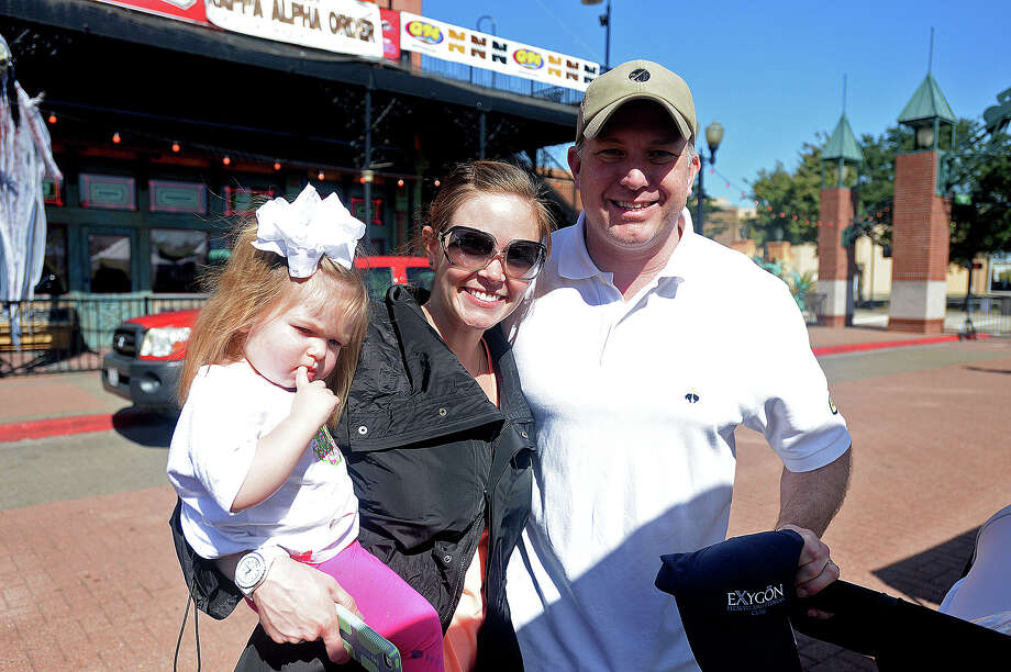 Our cameras were at the Greater Beaumont Chamber of Commerce's Barbecue Cook-off on Saturday. Did we see you there?