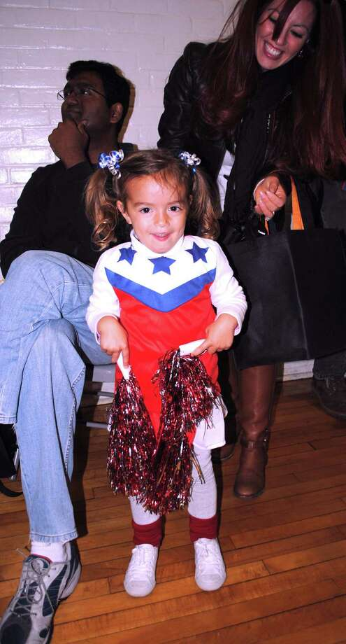 Were you SEEN at Bethel's Trick-or-Treat Street Saturday, October 26, 2013? Photo: Wendy Mitchell