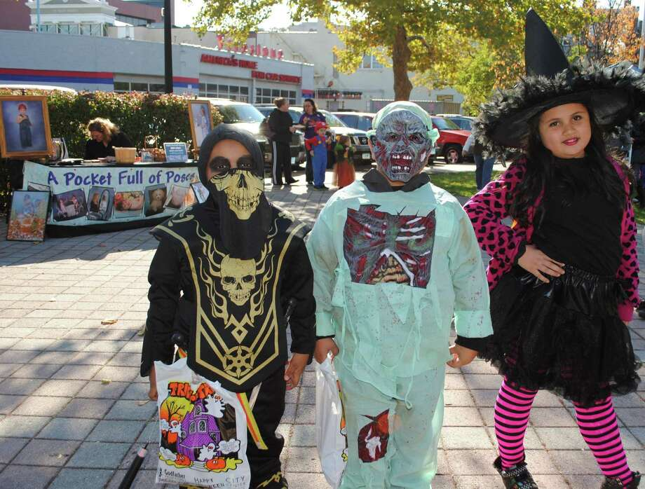 Were you SEEN at Danbury's Halloween on the Green Saturday, October 26, 2013? Photo: Wendy Mitchell