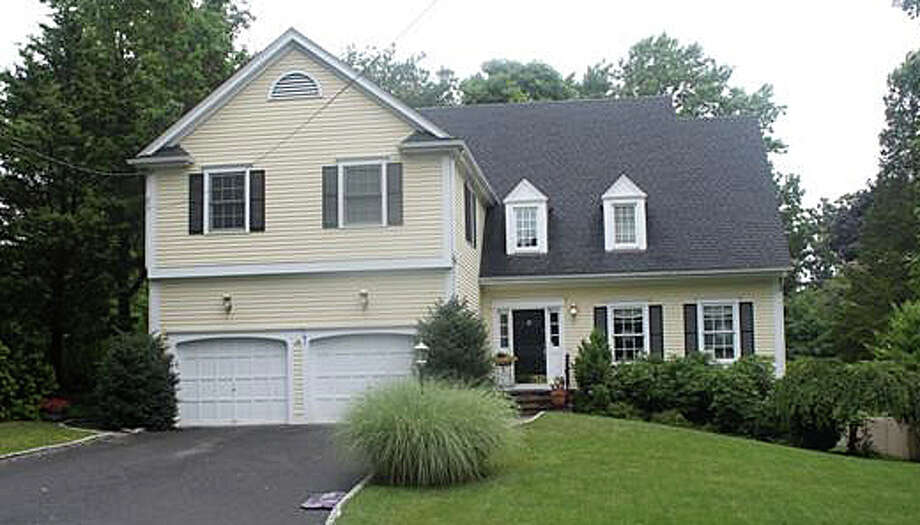 The house at 30 Shady Hill Road recently was sold for $848,500. Photo: Contributed Photo / Fairfield Citizen contributed