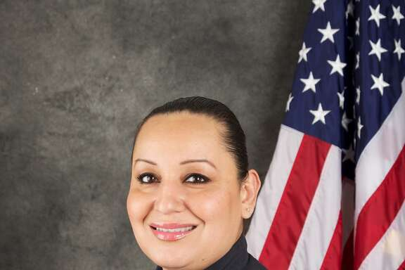 Stafford Officer Ann Carrizales