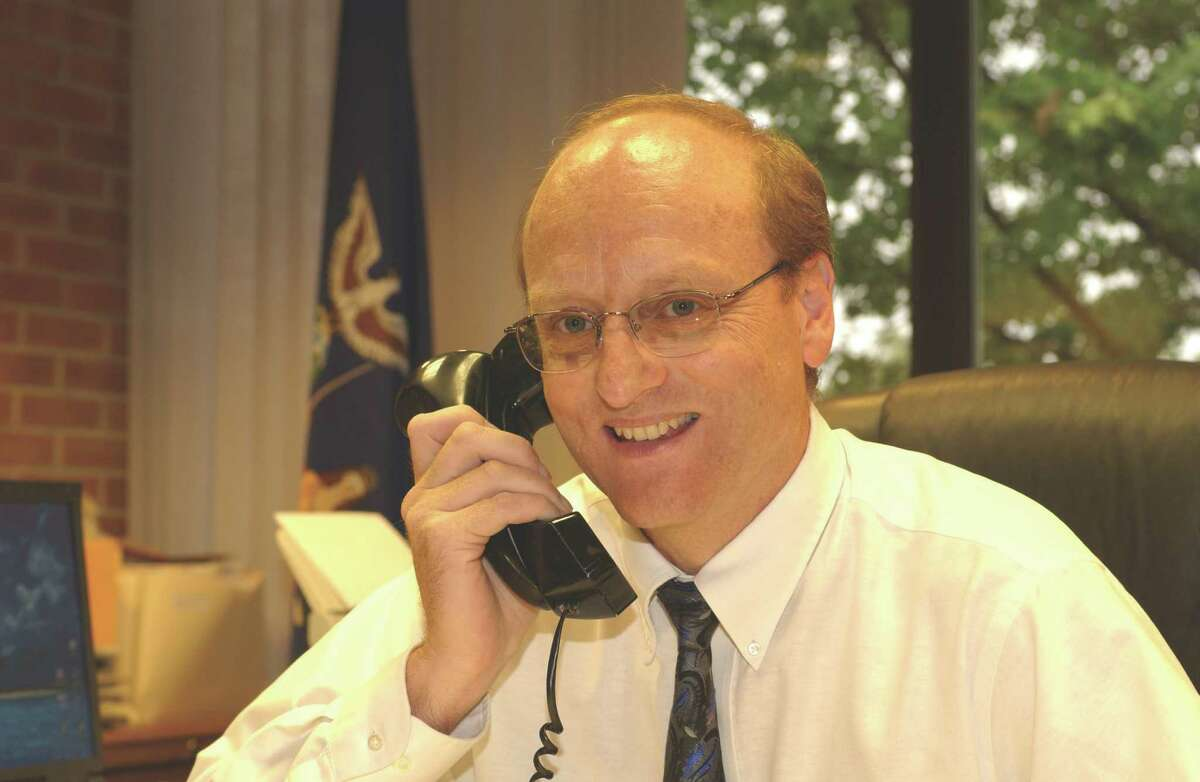 Democratic incumbent Ken Runion is seeking re-election as Guilderland town supervisor in 2013 (Submitted photo)