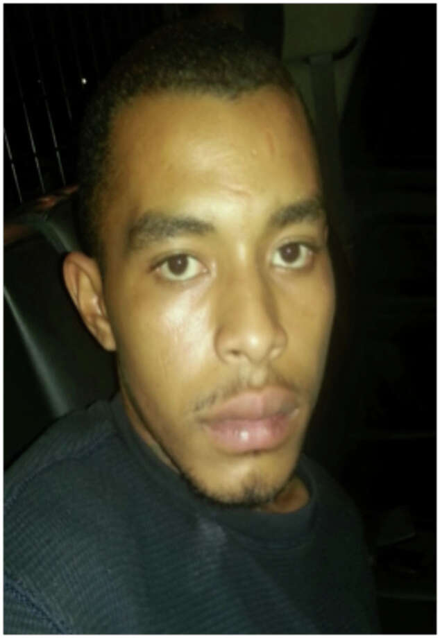 Sergio Francisco Rodriguez is the suspected shooter. Photo: Stafford Police Dept. / Stafford Police Dept.