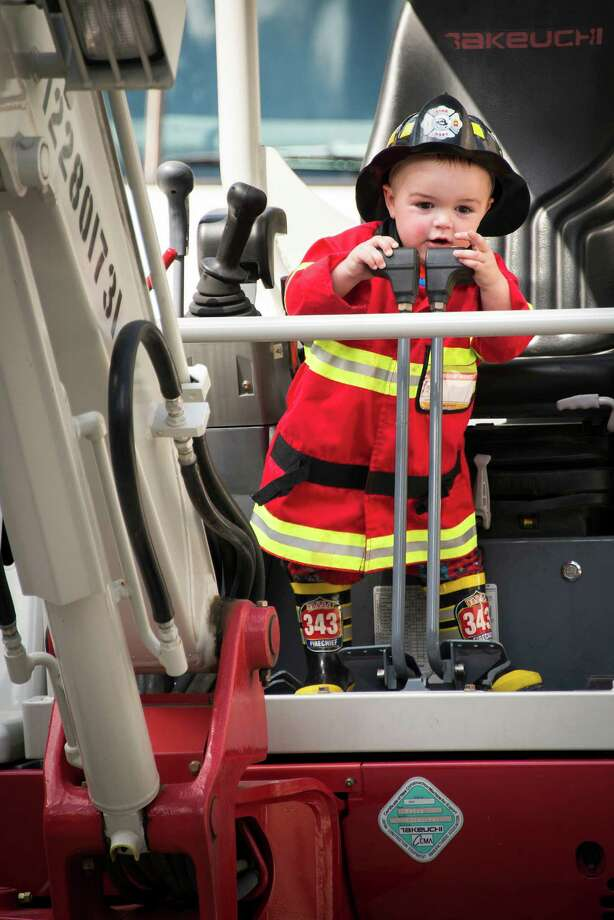 Children of all ages will have the fun of touching, climbing into, and discovering everything there is to discover about trucks and other fun vehicles at Touch-a-Truck in Danbury. The event takes place Sunday at Danbury High School. Find out more.  Photo: Smiley N. Pool, Houston Chronicle / © 2013  Houston Chronicle