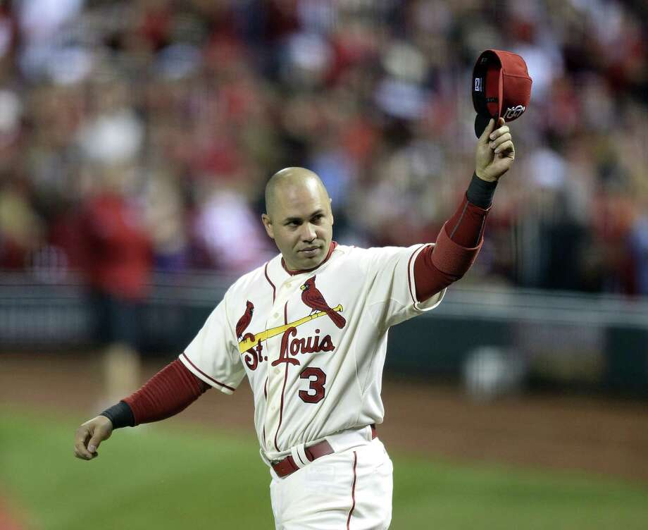Outfielder Carlos Beltran has given more than $4M to his academy.