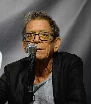 NEW YORK, NY - OCTOBER 03:  Lou Reed attends John Varvatos Presents Transformer By Lou Reed And Mick Rock on October 3, 2013 in New York City.  (Photo by Theo Wargo/Getty Images for John Varvatos) Photo: Theo Wargo, Getty Images For John Varvatos
