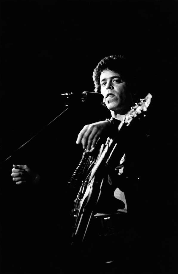 Lou Reed, 1972. Photo: Mick Gold, Redferns / Redferns