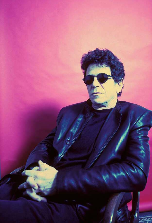Lou Reed, 1998. Photo: Mick Hutson, Redferns / Redferns