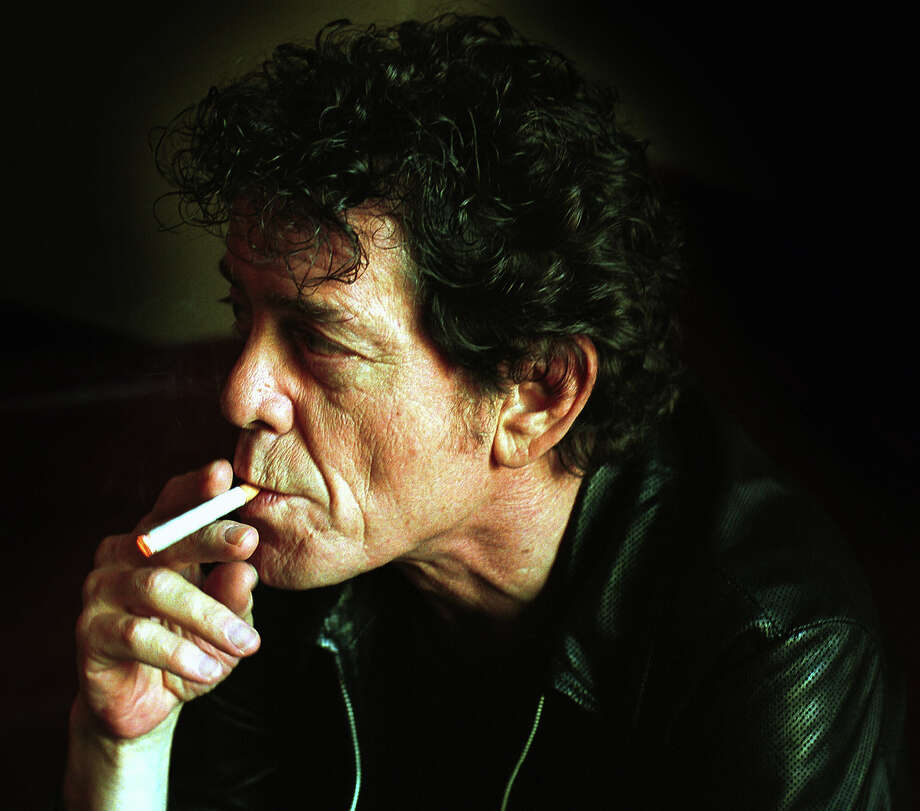 Lou Reed, 2003. Photo: Lex Van Rossen/MAI, Redferns / Redferns