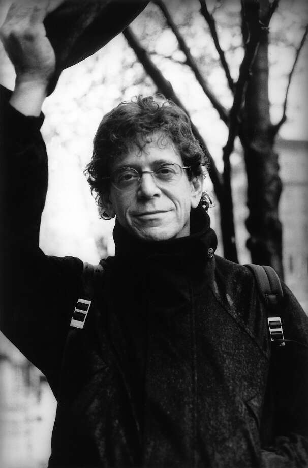 Portrait of musician Lou Reed, New York, New York, 1997. Photo: Chris Felver, Getty Images / Archive Photos
