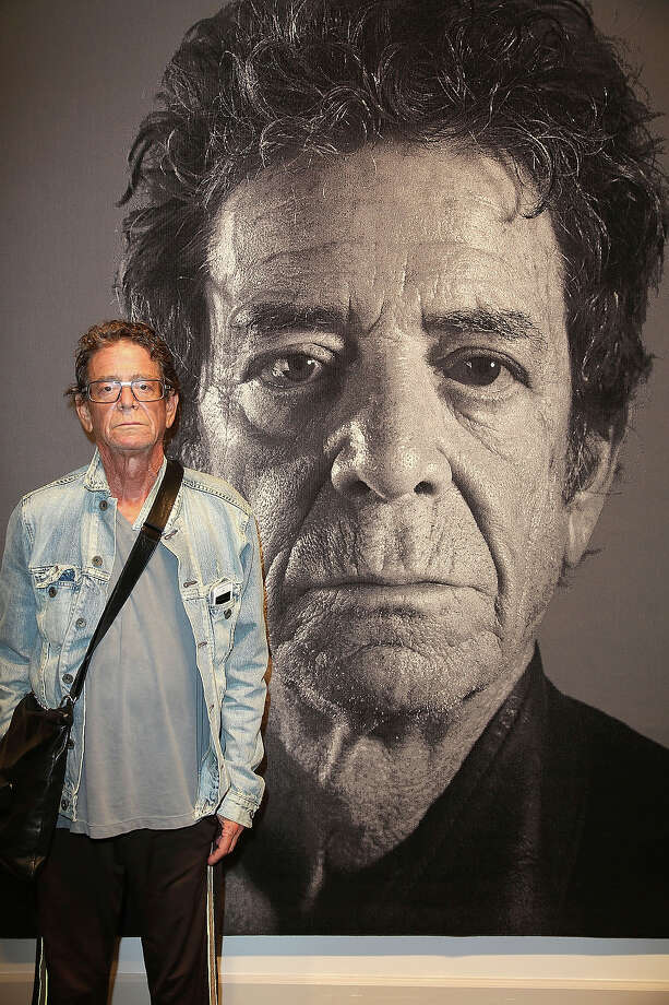Lou Reed attends the 2013 Guild Hall Summer Gala at Guild Hall on August 9, 2013 in East Hampton, New York. Photo: Sonia Moskowitz, Getty Images / 2013 Sonia Moskowitz