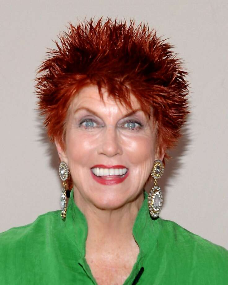 Marcia Wallace, 1942-2013: Best known as the voice of Edna Krabappel on the TV show 'The Simpsons' and her role on 'The Bob Newhart Show,' died aged 70 on October 25, 2013. Photo: Michael Buckner, Getty Images