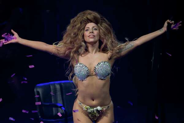 Lady Gaga's bronchitis forced her to postpone her concert scheduled for Wednesday night at KeyArena in Seattle.