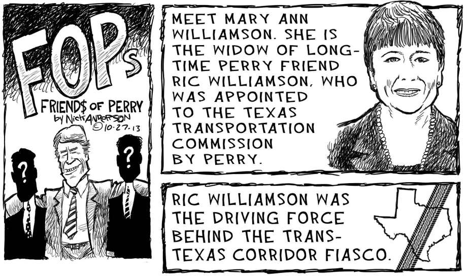 Meet Mary Ann Williamson ...