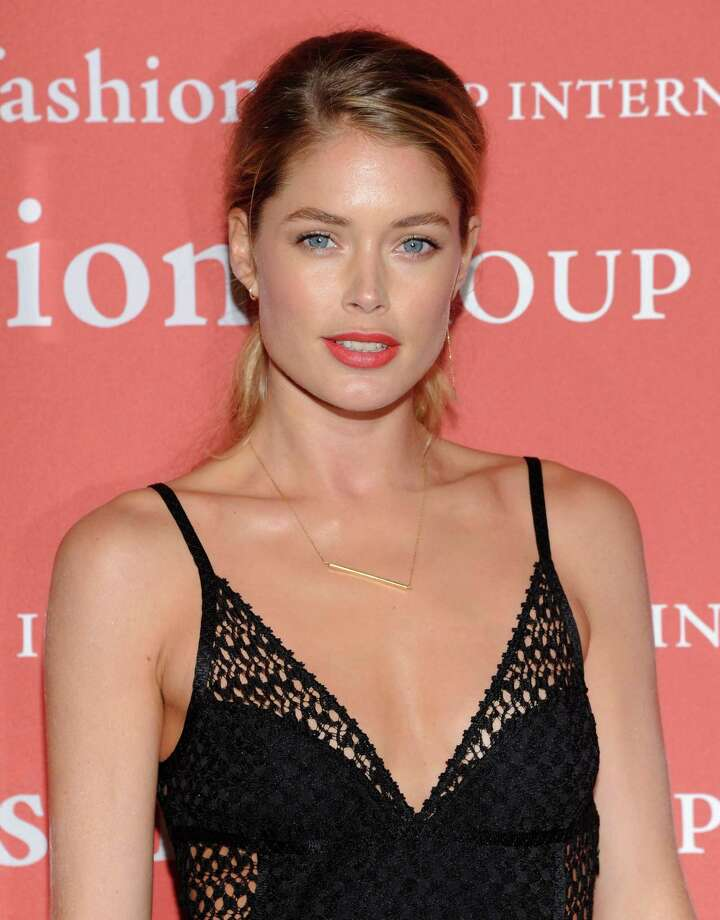 "Model Doutzen Kroes attends the Fashion Group International's 30th annual ""Night Of Stars"" awards gala at Cipriani's Wall Street on Tuesday, Oct. 22, 2013, in New York. Photo: Evan Agostini, AP / AP2013"