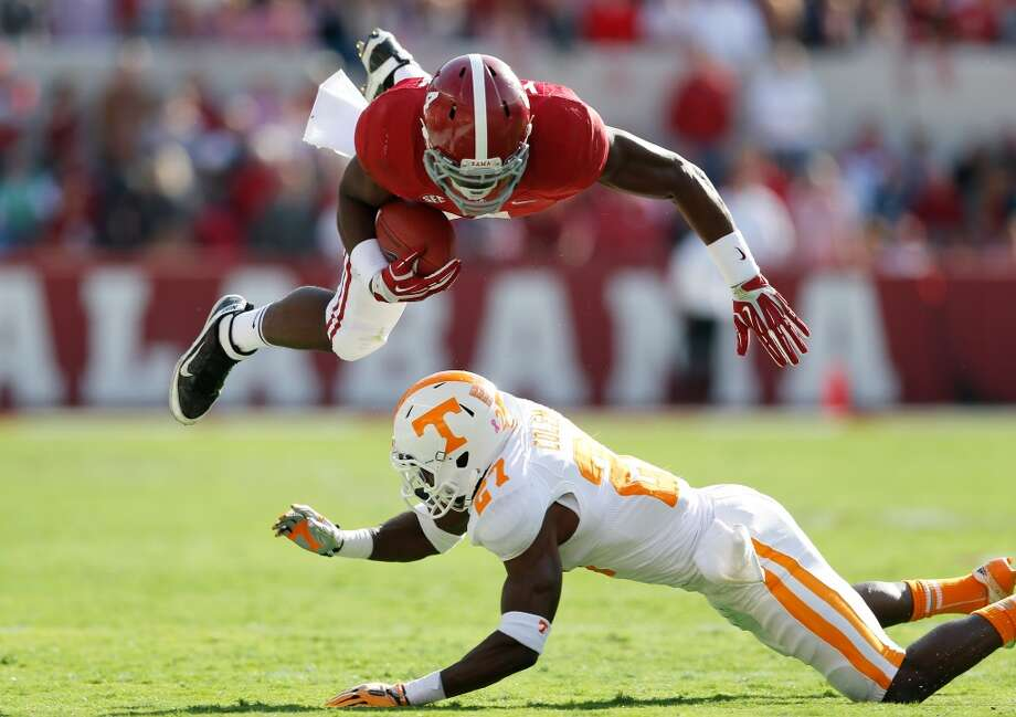 1. Alabama Photo: Kevin C. Cox, Getty Images