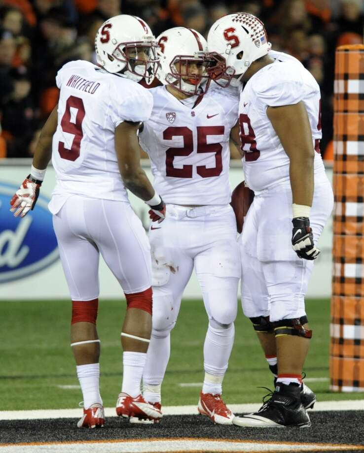 5. Stanford Photo: Greg Wahl-Stephens, Associated Press