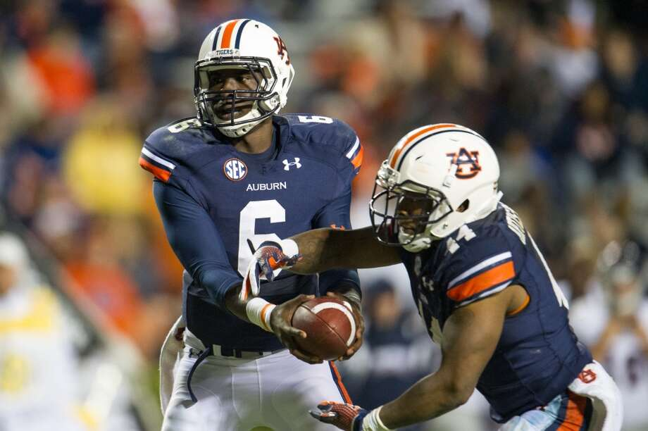11. Auburn Photo: Michael Chang, Getty Images