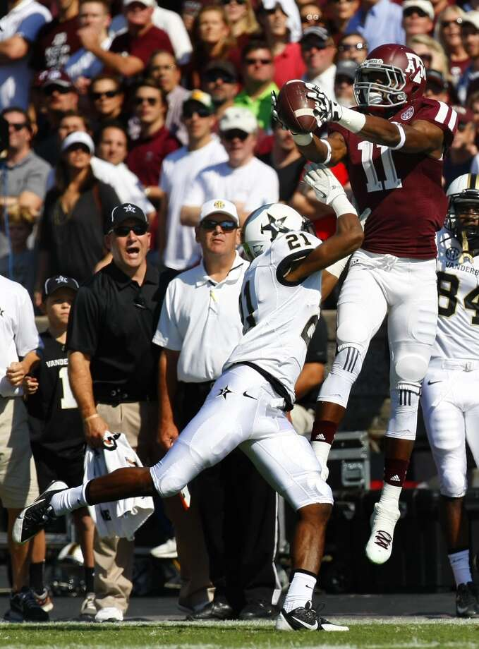 12. Texas A&M Photo: Cody Duty, Houston Chronicle