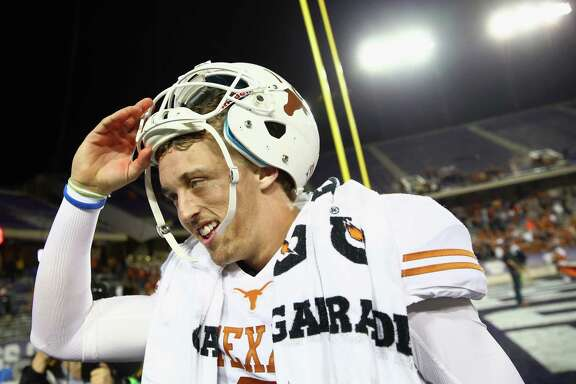 Much of the credit for Texas' turnaround goes to quarterback Case McCoy, who has helped the Longhorns win four in a row after taking over for injured David Ash.