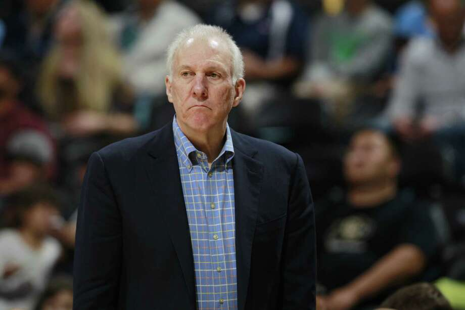 Gregg Popovich likely will use multiple lineup combinations for the next few weeks.