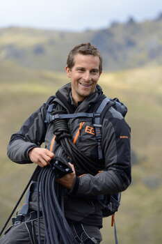 Bear Grylls. Photo: NBC, Getty Images  / 2013 NBCUniversal Media, LLC