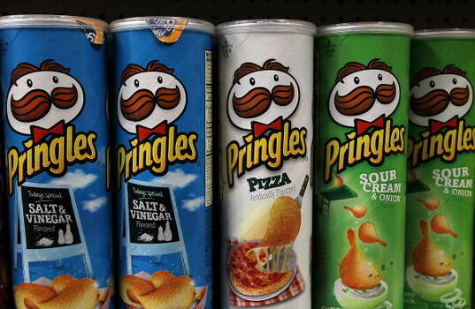 Pringles. Zombies can not detect Pringles. Photo: Justin Sullivan, Getty Images  / 2011 Getty Images