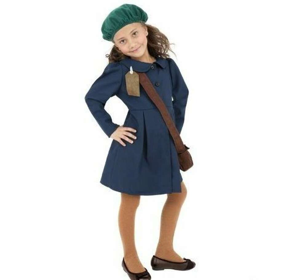 Genocide isn't funny. Ever. There will never be a time when World War II refugee costumes are acceptable to wear. Photo: Photo From Candy Apple Costumes.