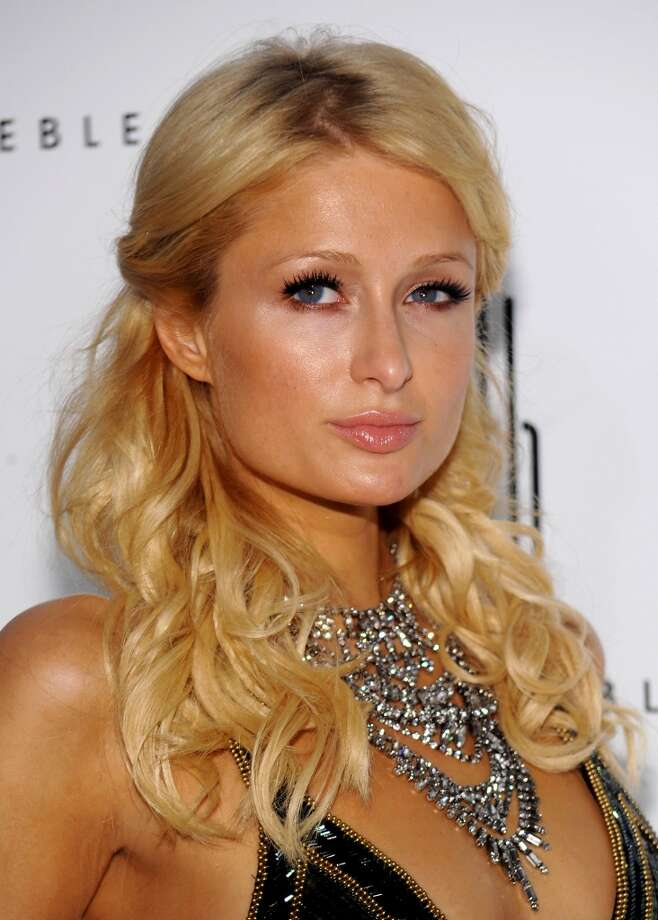 Paris Hilton -- and who am I to question the judgment of our readers? Photo: Evan Agostini, AP