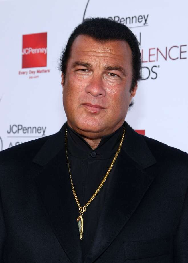 Steven Seagal -- nominated by PetethePirate. Photo: Alberto E. Rodriguez, Getty Images