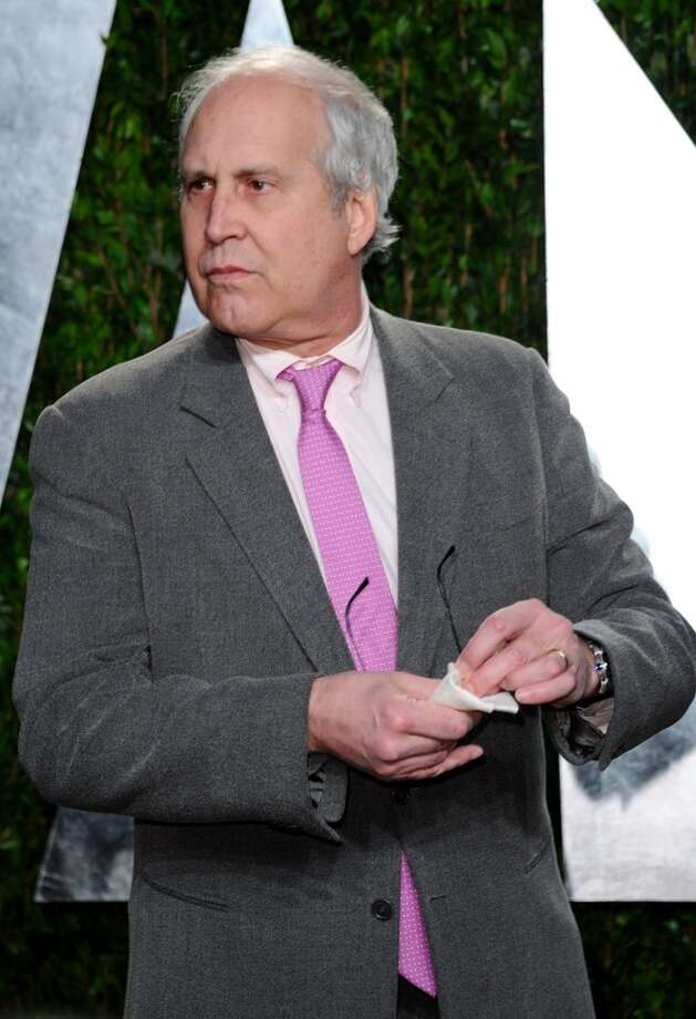 Chevy Chase -- interesting choice. Photo: Alberto E. Rodriguez, Getty Images