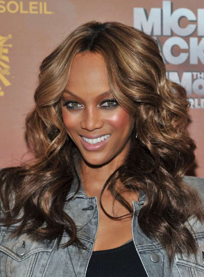 Tyra Banks, nominated by nuista. Photo: Mike Coppola, Getty Images