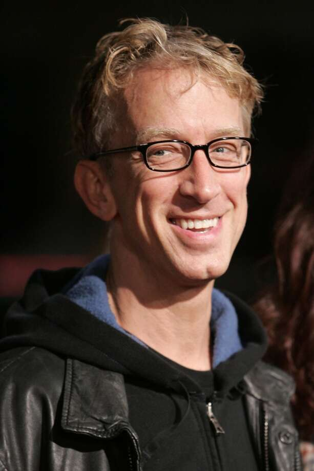Andy Dick arrives for a film  premiere  Nov. 11, 2006, in Los Angeles. A Columbus, Ohio, comedy club's managing partner, said the 41-year-old actor-comedian made inappropriate comments while on stage, groped patrons, took women into the men's room and urinated on the floor and on at least one person during weekend performances.  Nominated by Mudkipz. Photo: DANNY MOLOSHOK, AP