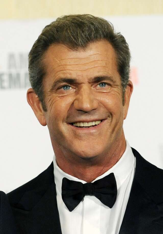 Mel Gibson -- gifted actor, but he certainly earned some public disdain for his off screen behavior. Photo: Chris Pizzello, Associated Press