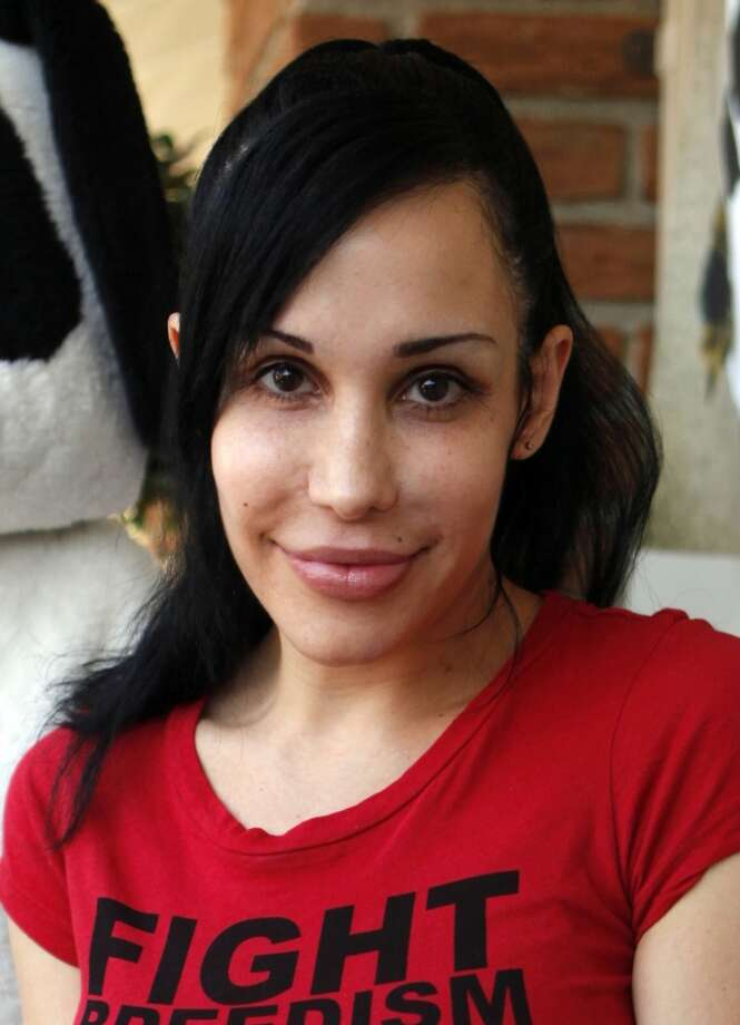 """Octomom"" Nadya Suleman -- nominated by arf. Photo: Damian Dovarganes, Associated Press"