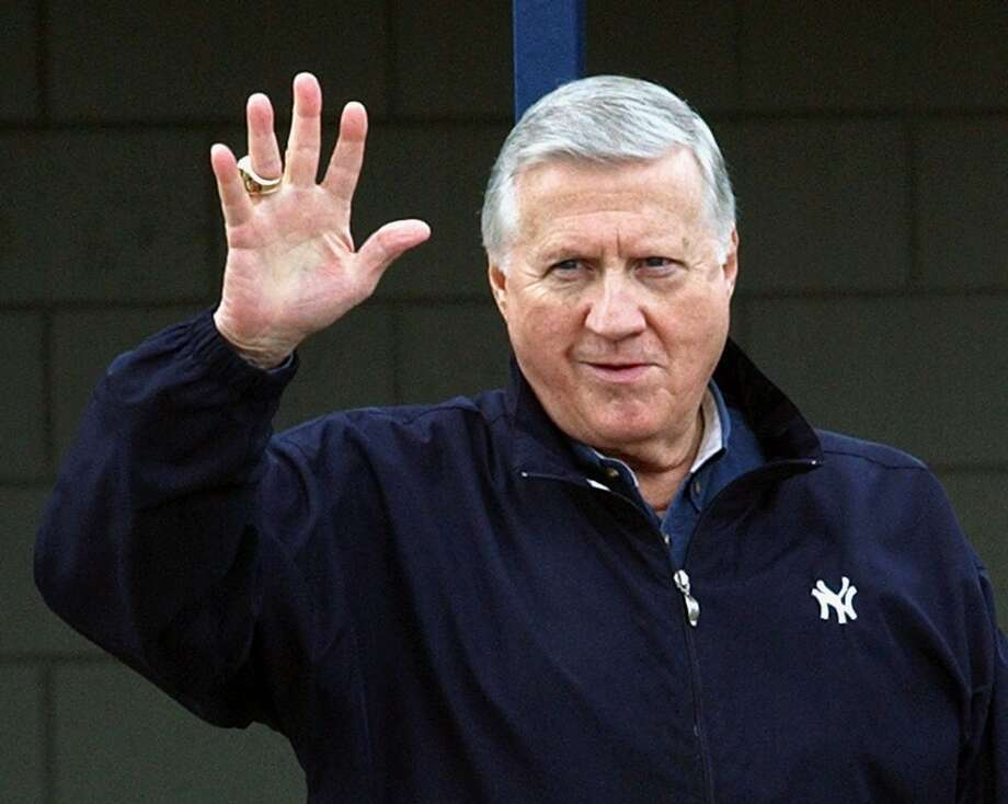 George Steinbrenner -- definitely a hard man to love. Photo: CHRIS O'MEARA, AP