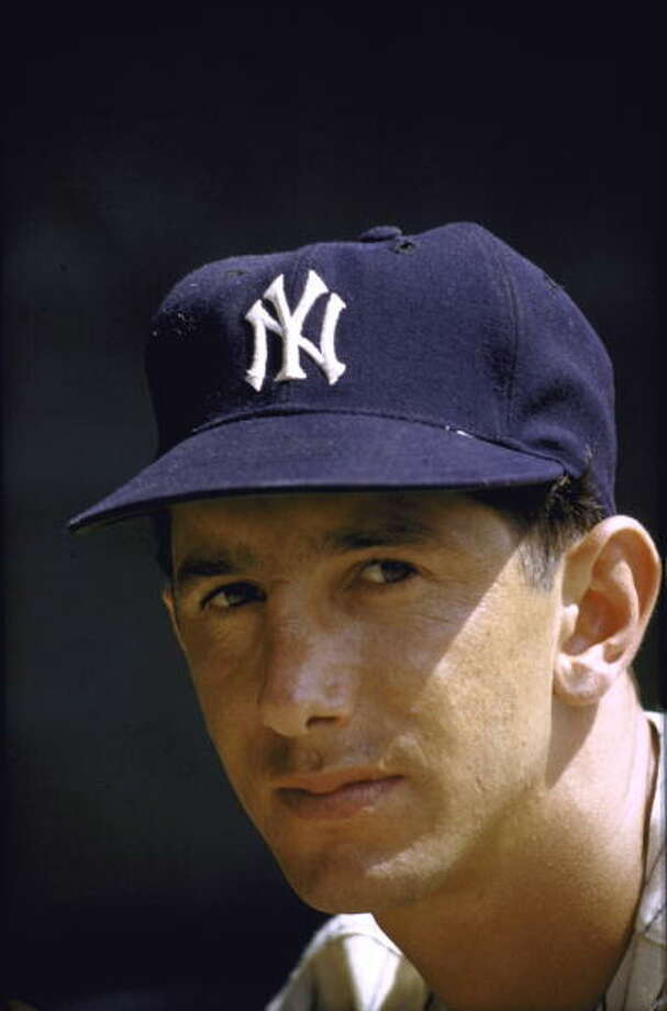 Billy Martin -- baseball player and manager, nominated by maccapalooza. Photo: Hy Peskin, Sports Illustrated/Getty Images / Sports Illustrated